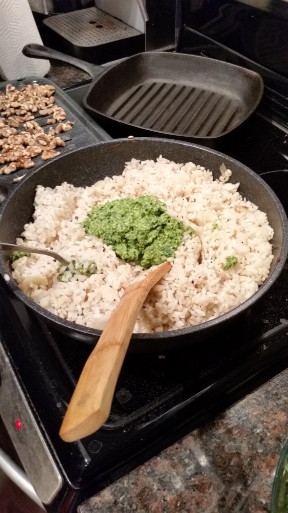 Does this look like risotto?????