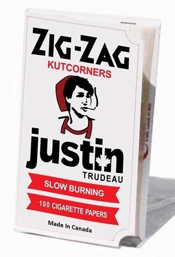 Justin Tudeau ZigZag