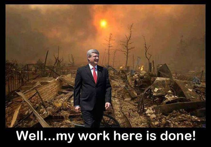 Harper Apocalypse